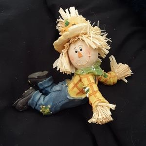Other - Laying scarecrow figurine